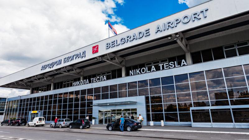 belgrade airport car hire