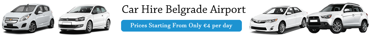 car hire belgrade airport